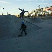 Photo taken at Bethlehem Skateplaza by Miszter S. on 11/16/2012