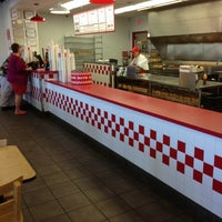 Photo taken at Five Guys by G. Todd on 10/2/2012