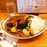Foto tomada en カレーの店 プーさん por ふふ ふ. el 1/24/2015
