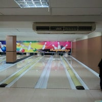 Photo taken at Boliche North Shopping by Marcio S. on 2/23/2013