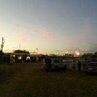 Photo taken at Big Fresno Fair by Erik P. on 10/8/2013