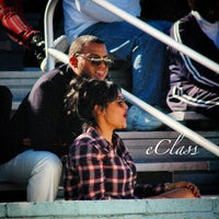 Photo taken at Oliver C. Dawson Stadium by Eric S. on 10/26/2014