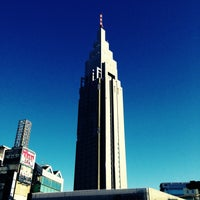 Photo taken at Yoyogi Station by sakahara y. on 1/3/2013