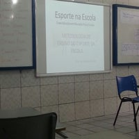 Photo taken at Colégio Gustavo Braga by Ana Priscilla M. on 11/18/2012