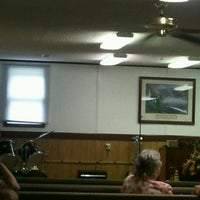Photo taken at God's Oasis Church by Annette C. on 7/7/2013
