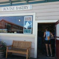 Photo taken at Bovine Bakery by Betty L. on 9/22/2012