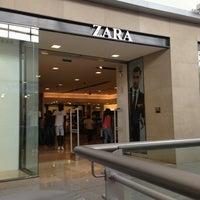 Photo taken at Zara by Luca on 6/29/2013