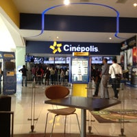 Photo taken at Cinépolis by Luca on 10/17/2012