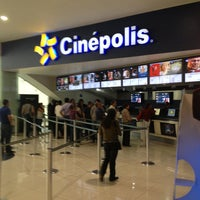 Photo taken at Cinépolis by Luca on 2/27/2013