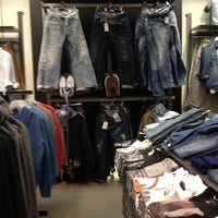 Photo taken at Pull & Bear by Luca on 2/10/2013