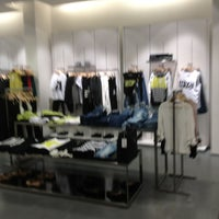 Photo taken at Zara by Luca on 2/10/2013