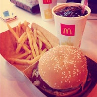 Photo taken at McDonald's by Matheus L. on 6/30/2013