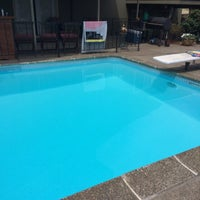 Photo taken at Morgan's piscina by molly on 7/11/2014
