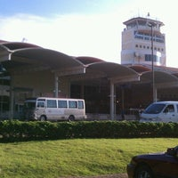 Photo taken at Cibao International Airport (STI) by Nelson B. on 9/15/2013