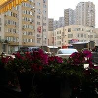 """Снимок сделан в Гастрономический ресторан """"Сыто-пьяно"""" пользователем cavalli-5500💋 5/30/2013"""