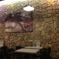 """Снимок сделан в Гастрономический ресторан """"Сыто-пьяно"""" пользователем cavalli-5500💋 2/22/2013"""