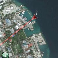 Photo taken at Thilafushi ferry terminal- Thilafushi by Izzicx W. on 2/8/2014