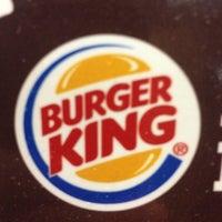 Photo taken at Burger King by Евгений Л. on 11/10/2012