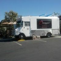 Photo taken at Piaggio Gourmet on Wheels by k k. on 10/14/2012