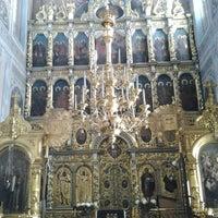Photo taken at Церковь Рождества Богородицы в Образцово by 🐨🐨🐨🐨🐨 on 3/28/2013