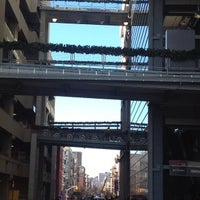 Photo taken at East River Plaza Parking structure by Charles S. on 1/7/2013