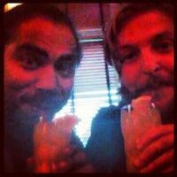 Photo taken at Café Europa by Jonathan T. on 9/30/2012