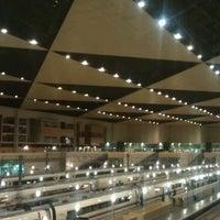 Photo taken at Estación de Zaragoza - Delicias by Hugo Alexandro on 12/26/2012