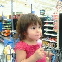 Photo taken at Walmart Supercenter by Missa S. on 5/9/2013