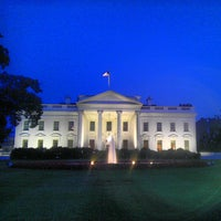Photo taken at The White House by Jeff R. on 6/25/2013
