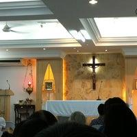 Photo taken at Chapel of Kristus Aman by Aaron L. on 6/29/2013