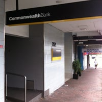 Photo taken at Commonwealth Bank by Eva B. on 1/27/2013