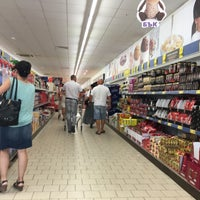 Photo taken at Lidl by Sabina G. on 7/25/2016
