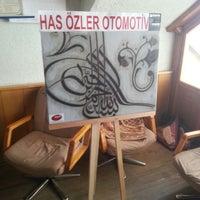 Photo taken at Hasözler Otomotiv by Ömer Tarık Y. on 5/3/2014