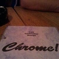 Photo prise au Chrome par Arthur F. le11/5/2012
