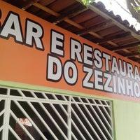 Photo taken at Bar e Restaurante do Zezinho by Andersom S. on 6/2/2013