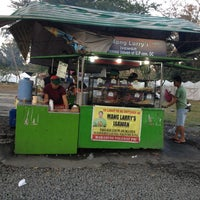 Photo taken at Mang Larry's Isawan by Dee R. on 12/20/2012