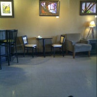 Photo taken at Blackbird Espresso Bar & Bistro by John B. on 10/8/2012