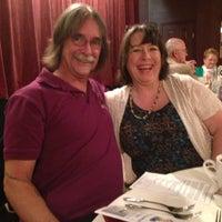 Photo taken at Stone's Throw Dinner Theatre by Lori on 5/11/2013