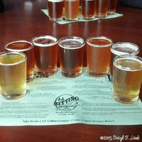 Photo taken at J.J. Bitting Brewing Company by Daryl M. on 5/10/2013