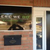 Photo taken at Here We Go Enterprises, Inc. by Brad on 10/24/2013