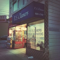 Photo taken at P.S. Cleaners by Corey P. on 11/30/2012