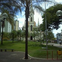 Photo taken at Praça Rui Barbosa by Victor Cássio R. on 12/1/2012