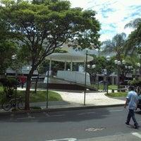 Photo taken at Praça Rui Barbosa by Victor Cássio R. on 12/22/2012