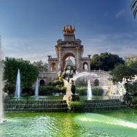 Photo prise au Parc de la Ciutadella par Igor T. le7/21/2013