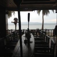 Photo taken at First Villa Resort  Pha-ngan by Mel_Ok on 5/12/2013
