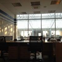 Photo taken at PRUFFI Office by Mel_Ok on 1/31/2014