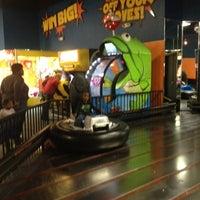 Photo taken at GattiTown by Carl H. on 10/14/2012