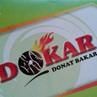 Photo taken at Donat Bakar (DOKAR) by Anita E. on 4/20/2014