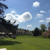 Photo taken at Babington House by Everton on 5/18/2013