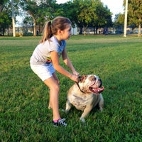 Photo taken at Coral Springs Dog Park by PVG on 1/13/2013